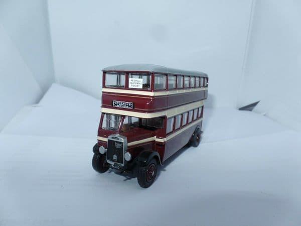 EFE 27305 99638 Leyland TD1 Bus Crosville LMS London Midland UB FAULT